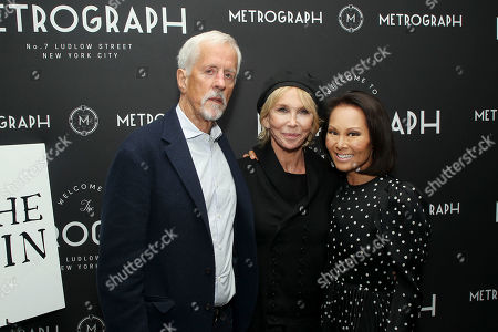 Michael Apted (Director), Trudie Styler (Producer), Alina Cho