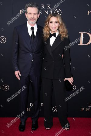 Simon Kinberg and Cleo Wade