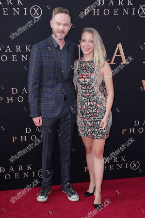 Editorial image of 'X-Men: Dark Phoenix' film premiere, Arrivals, TCL Chinese Theatre, Los Angeles, USA - 04 Jun 2019