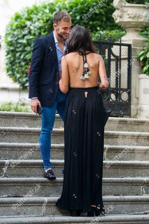 Dalianah Arekion and her boyfriend