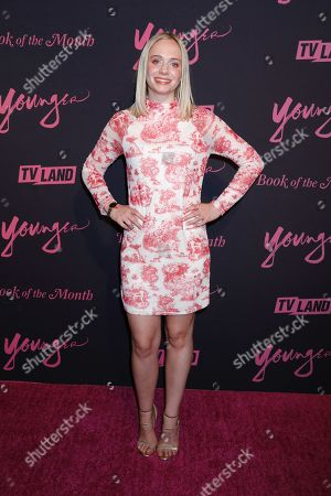 Editorial picture of TV Land's 'Younger' Season 6 Premiere Party, New York, USA - 04 Jun 2019