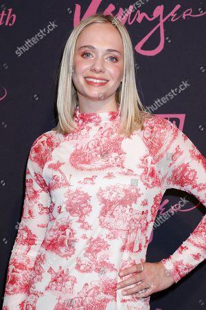 Stock Photo of Tessa Albertson