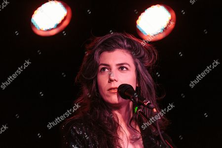 Editorial image of Julia Holter in concert at The Castle and Falcon, Birmingham, UK - 04 Jun 2019