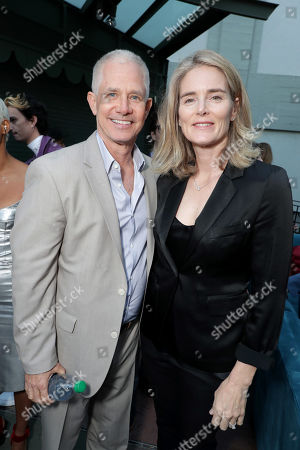 Hutch Parker, Producer, Emma Watts, Vice Chairman of Twentieth Century Fox Film,