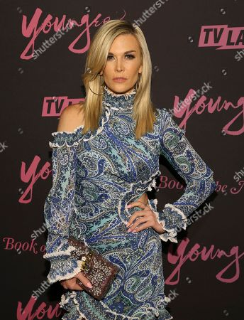 "Tinsley Mortimer attends the ""Younger"" season 6 premiere party at The William Vale, in New York"