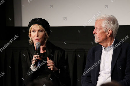 Trudie Styler (Producer), Michael Apted (Director)