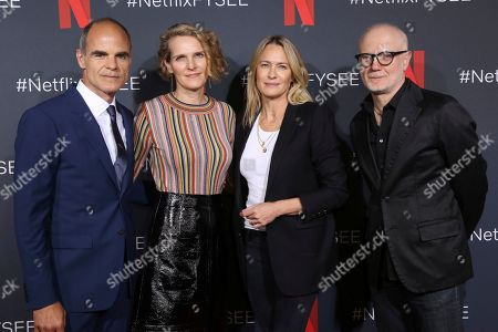 """Editorial picture of """"House of Cards"""" FYC Event, Los Angeles, USA - 04 Jun 2019"""