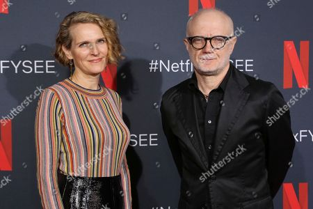 """Editorial photo of """"House of Cards"""" FYC Event, Los Angeles, USA - 04 Jun 2019"""