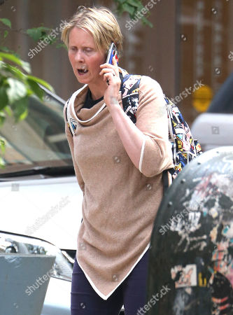 Stock Image of Cynthia Nixon