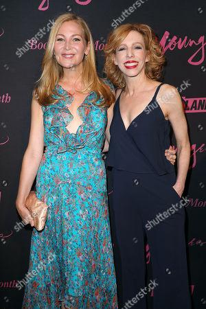Jennifer Westfeldt and Maddie Corman