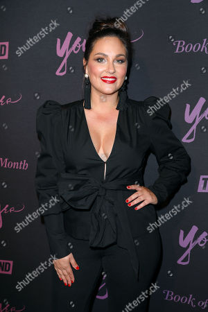 "Editorial image of Season 6 Premiere Party for ""YOUNGER"", New York, USA - 04 Jun 2019"