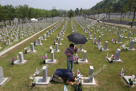 Editorial picture of Momorial Day, Seoul, South Korea - 05 Jun 2019