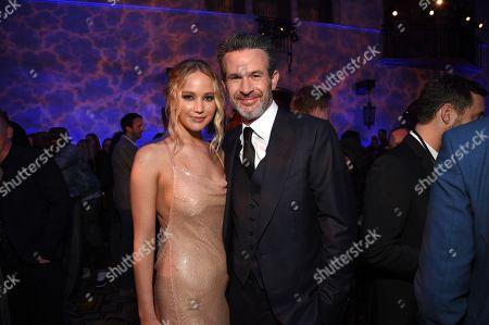 Jennifer Lawrence, Simon Kinberg, Writer/Director/Producer