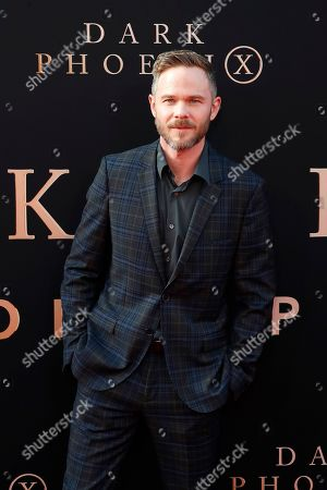 Shawn Ashmore arrives for the world premiere of Dark Phoenix at the TCL Chinese Theatre IMAX in Hollywood, Los Angeles, California, USA 04 June 2019. The movie opens in the US 07 June 2019.