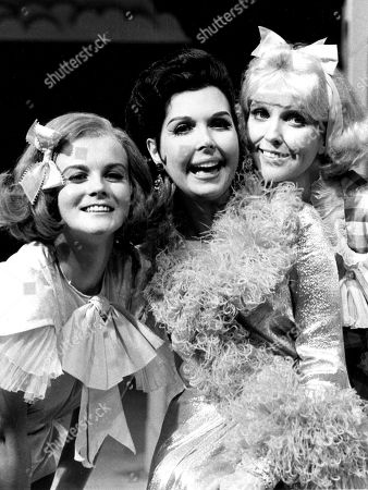 Ann-margret Ann Miller and Anne Meara in 'Dames at Sea' a Musical Spoof of the Busby Berkeley Films of the 1930's 1971