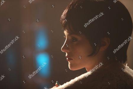 Stock Image of Kelli Barrett as Liza Minelli