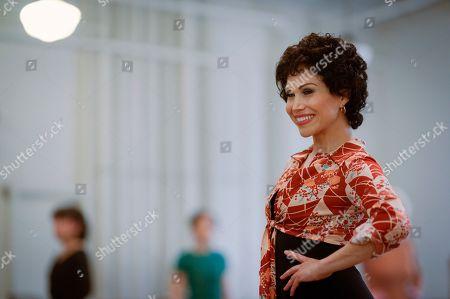 Stock Photo of Bianca Marroquin as Chita Rivera