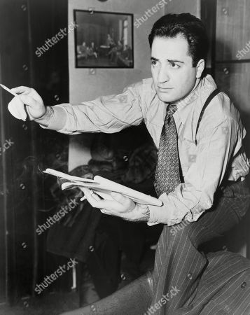 William Saroyan (1908-1981) American novelist and playwright won fame in the 1930s. His 1939 play, The Time of Your Life, received the Pulitzer Prize and was made into a 1948 movie starring James Cagney. 1940.