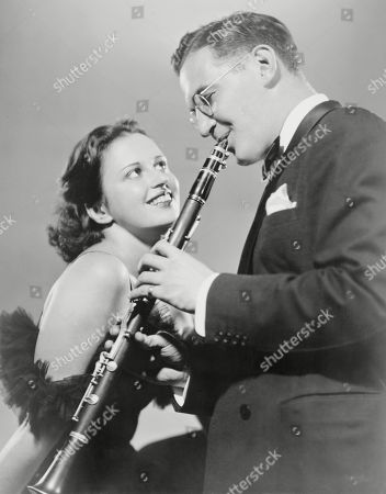 Helen Ward (1916-1998) and Benny Goodman (1909-1986) were linked musically and romantically in the 1930s.