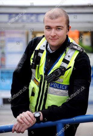 Editorial picture of Supercop Sergeant Ali Livingstone, Britain's most effective police officer on Night Patrol Ipswich, Britain - 21 Oct 2009