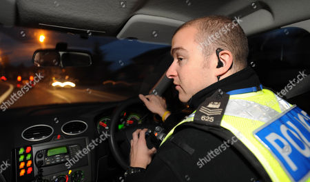 Stock Picture of Sergeant Ali Livingstone