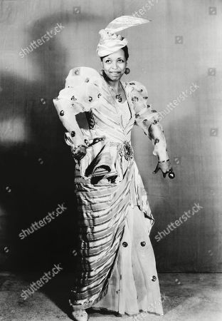 AS THOUSANDS CHEER, Ethel Waters, (singing Heat Wave), Music Box Theater, New York, 1933-1934