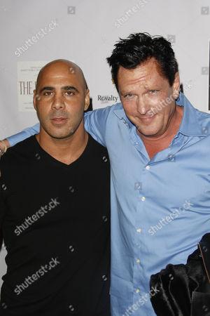 Editorial photo of 'The Bleeding' film premiere, Los Angeles, America - 02 Nov 2009
