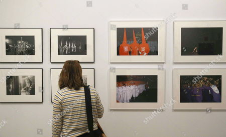 Editorial photo of Exhibition 'Into the Light' by US artist Joel Meyerowitz, Madrid, Spain - 05 Jun 2019