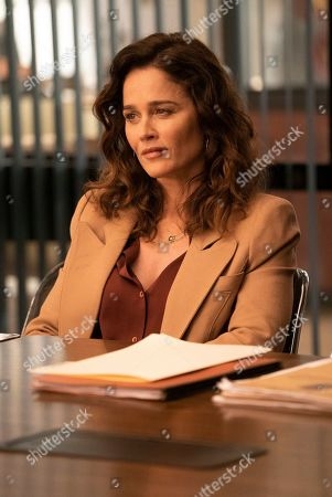 Stock Picture of Robin Tunney as Maya Travis