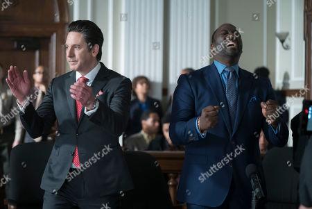 Editorial photo of 'The Fix' TV Show Season 1 - 2019