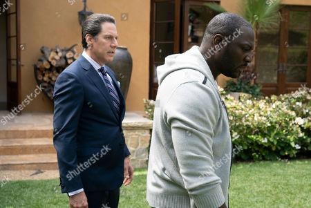 Editorial image of 'The Fix' TV Show Season 1 - 2019