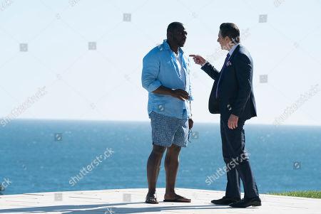 Adewale Akinnuoye-Agbaje as Severen 'Sevvy' Johnson and Scott Cohen as Ezra Wolf