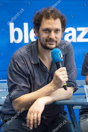 Stock Image of Eric Antoine
