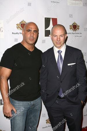 Michael Matthias and Gordon Bijelonic