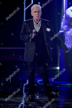 Editorial picture of 'The Voice of Italy' TV Show, Milan, Italy - 04 Jun 2019