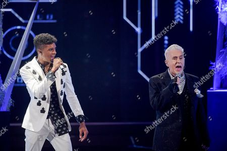 Editorial image of 'The Voice of Italy' TV Show, Milan, Italy - 04 Jun 2019