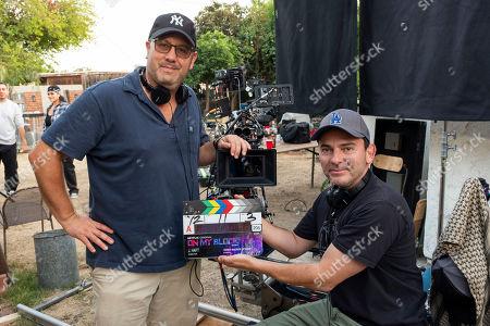 Stock Image of Jeremy Haft Executive Producer and Eddie Gonzalez Executive Producer