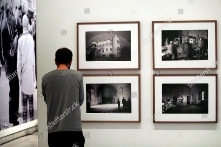 Editorial picture of 'Picasso, photographer's Gaze' exhibition at Picasso Museum in Barcelona, Spain - 05 Jun 2019