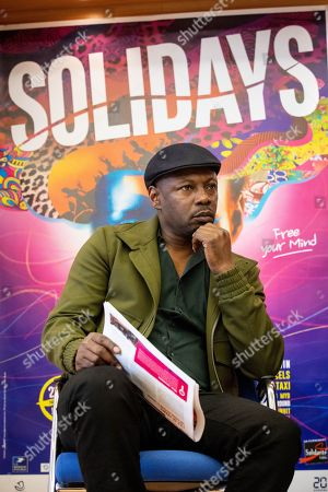 Editorial photo of 'Solidays' Music Festival, press conference, Paris, France - 05 Jun 2019