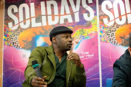 Editorial image of 'Solidays' Music Festival, press conference, Paris, France - 05 Jun 2019