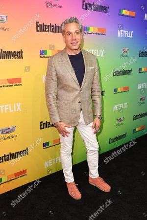 Editorial photo of Entertainment Weekly LGBTQ Issue Party, Arrivals, Stonewall Inn, New York, USA - 05Jun 2019