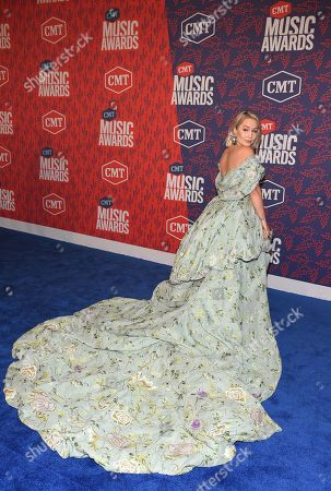 Editorial photo of CMT Music Awards, Arrivals, Bridgestone Arena, Nashville, USA - 05 Jun 2019