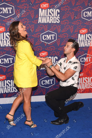 Kailey Dickerson and Russell Dickerson