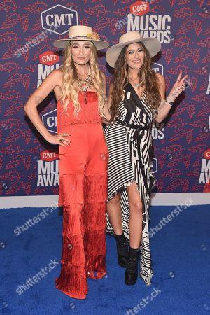 Editorial image of CMT Music Awards, Arrivals, Bridgestone Arena, Nashville, USA - 05 Jun 2019