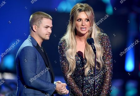 Hunter Hayes and Carly Pearce