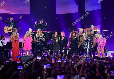 Editorial picture of CMT Music Awards, Show, Bridgestone Arena, Nashville, USA - 05 Jun 2019