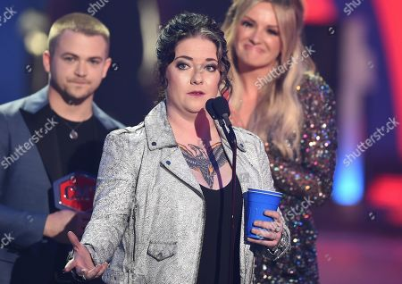 Ashley McBryde - Breakthrough Video of the Year - 'Girl Goin' Nowhere (At Marathon Music Works)' - presented by Hunter Hayes and Carly Pearce