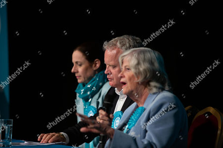 Annunziata Rees-Mogg, Mike Greene for Peterborough, and Ann Widdecombe
