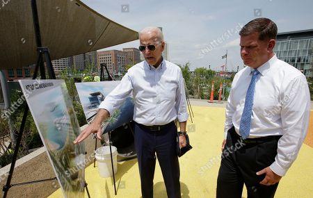 Editorial photo of Election 2020 Joe Biden, Boston, USA - 05 Jun 2019