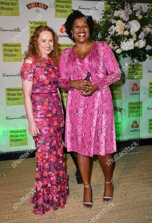 Kate Williams with Tayari Jones